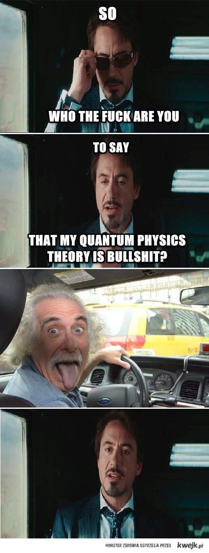 Stark vs Einstein
