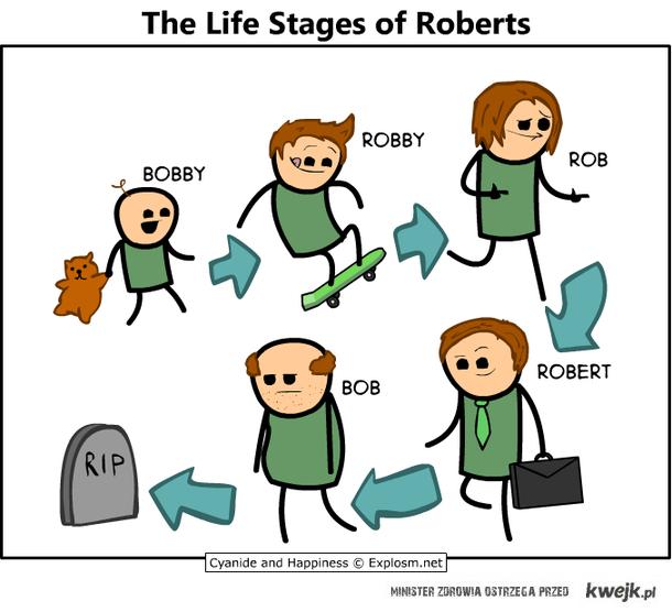 Życie Roberta