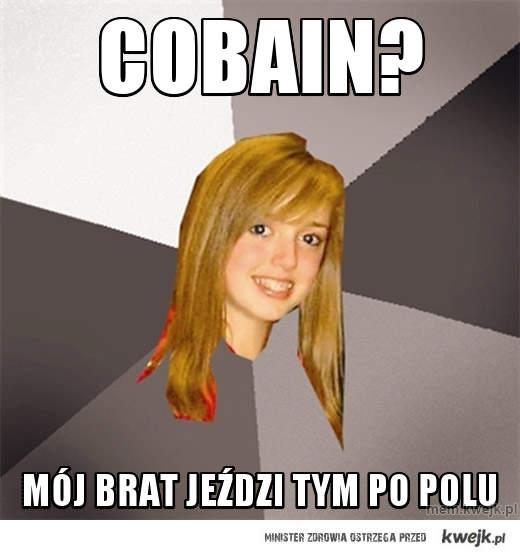 COBAIN?
