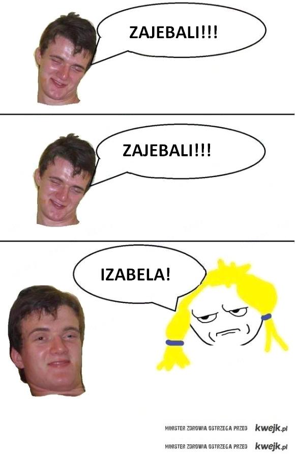 ZAJEBALI