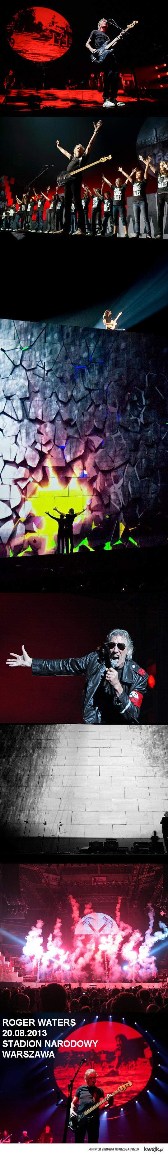 Roger Waters na Narodowym!