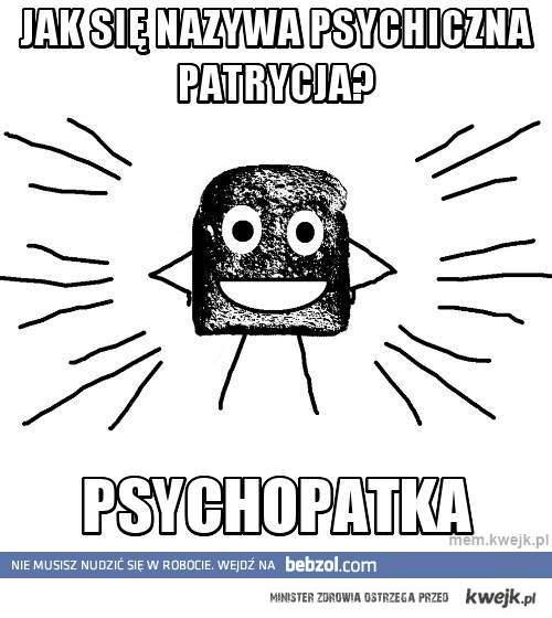 psychopatka