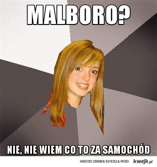 Malboro?