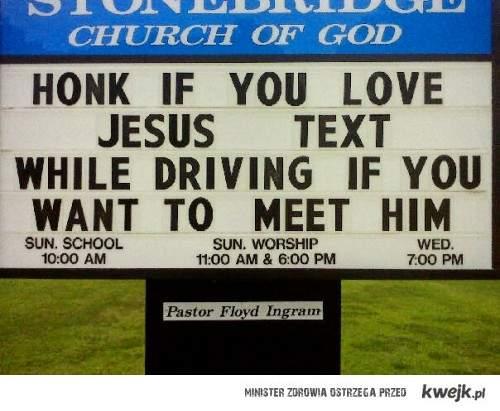 Kochasz Jezusa?