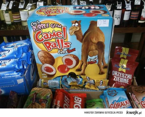 Sopockie camel balls