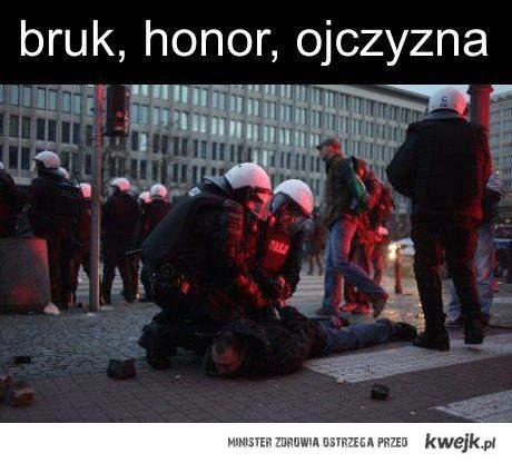 Bruk,honor,ojczyzna