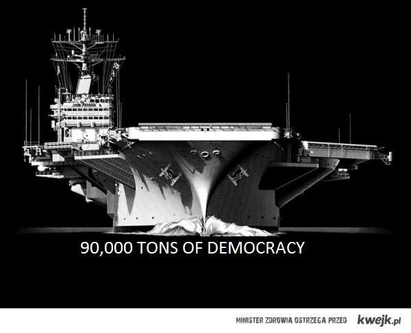 """90,000 Ton """"Wolności"""""""