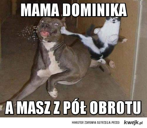 Mama dominika