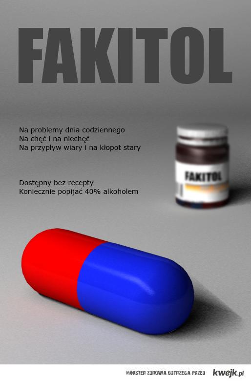 Konieczne lekarstwo