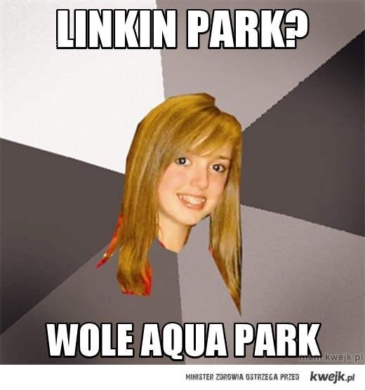 Linkin park?