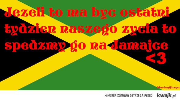 Koniec na Jamajce