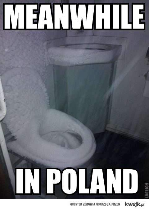 Meanwhile in Poland...