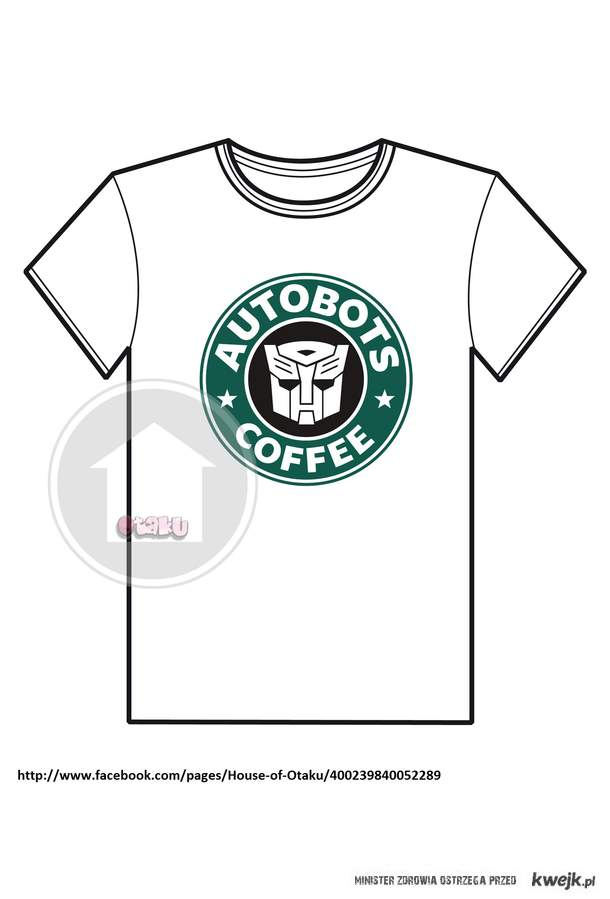 Autobots Cofee