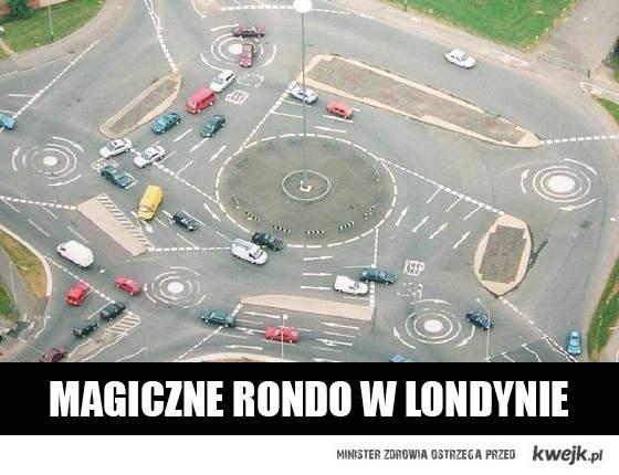 magiczne rondo