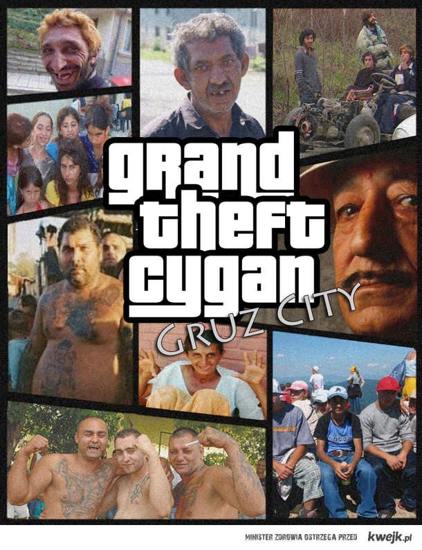 Grand Theft Cygan