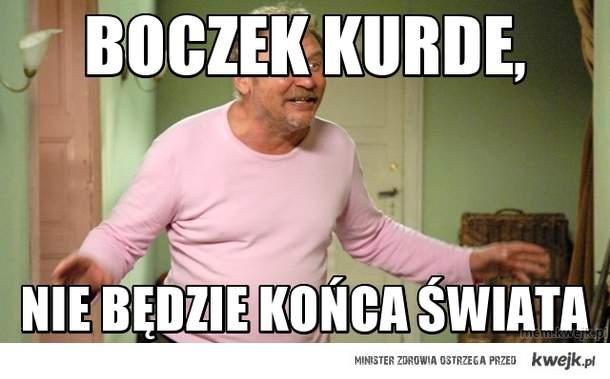 Boczek kurde,
