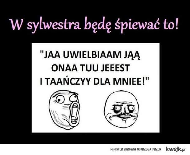 będę spiewac!!!