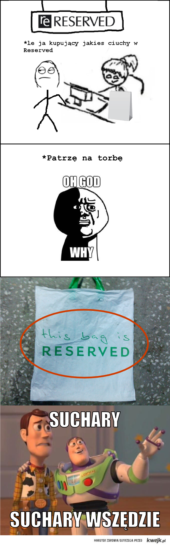Reserved - suchar