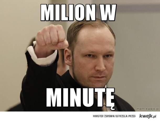 milion w