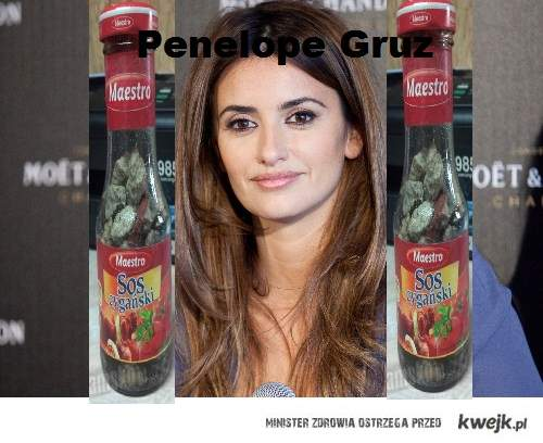 Penelope Gruz