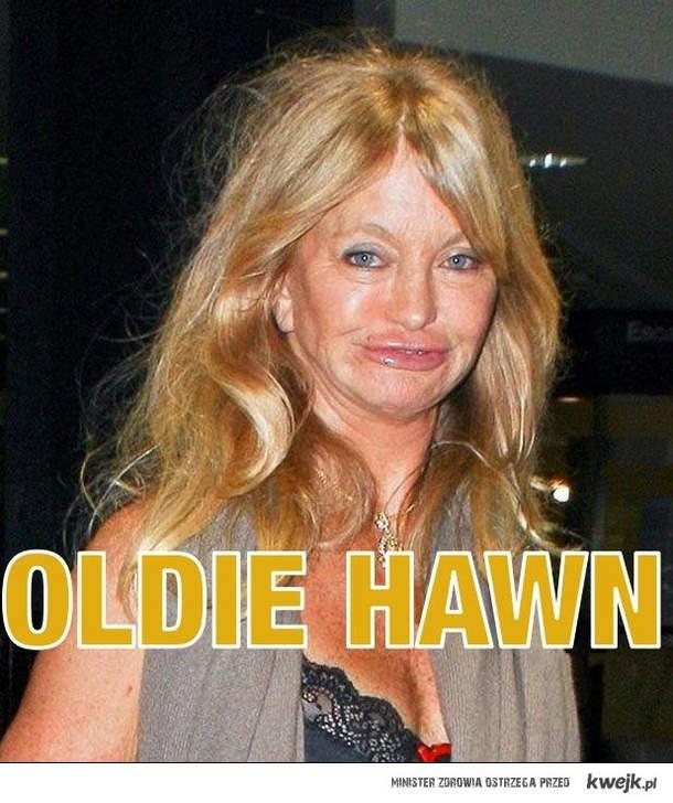 oldie hawn