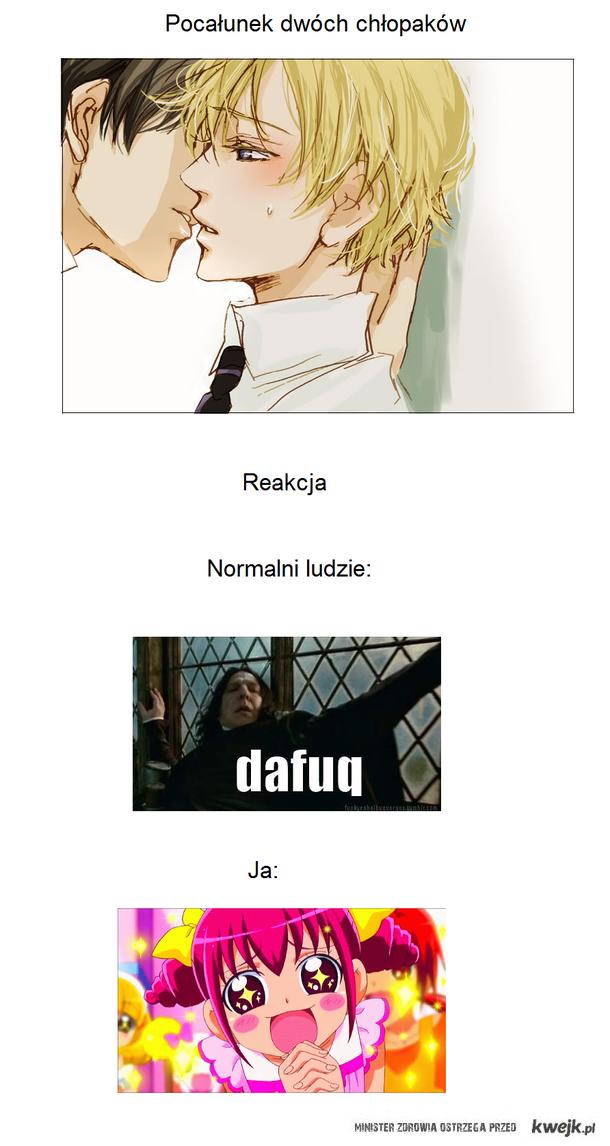 Reakcja Yaoistek