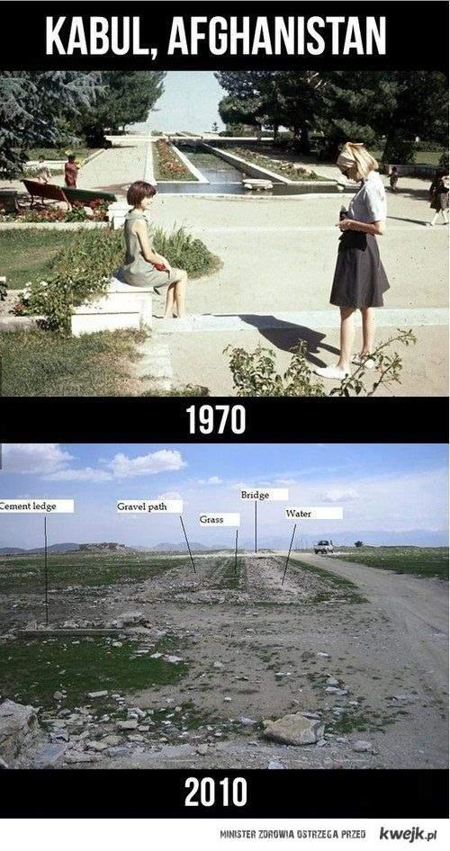 Jak ten świat się zmienia