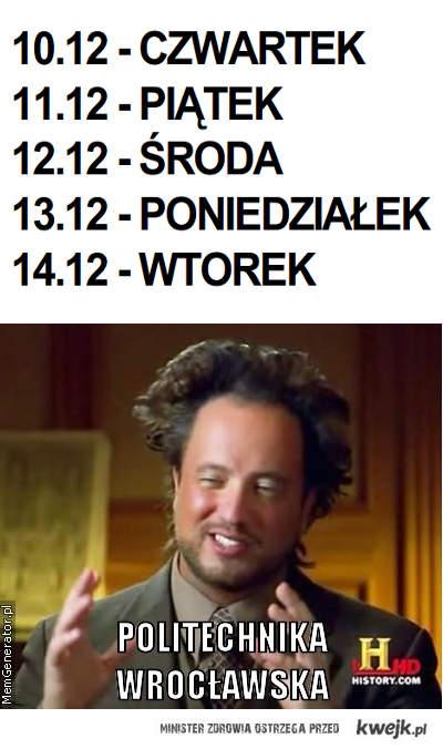 Tydzień na Politechnice Wrocławskiej