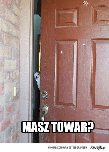 Masz towar?