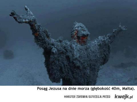jezus podwodny