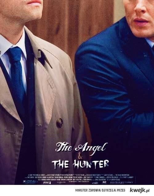 anioł i łowca
