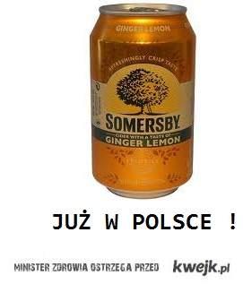 Somersby w polsce
