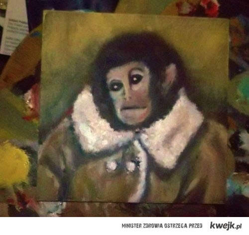 portret lucynki