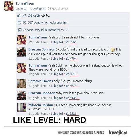 Level hard
