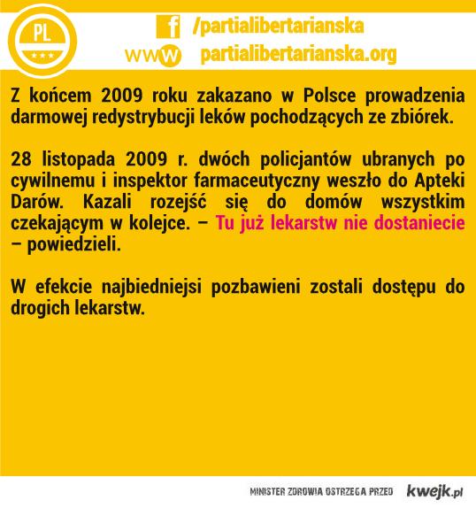 Polscy politycy a najbiedniejsi pacjenci