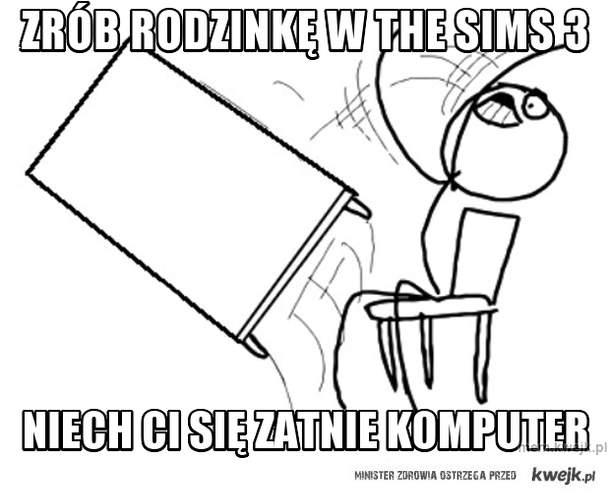 zrób rodzinkę w the sims 3