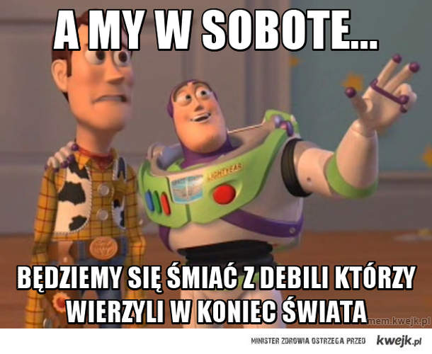 a my w sobote...