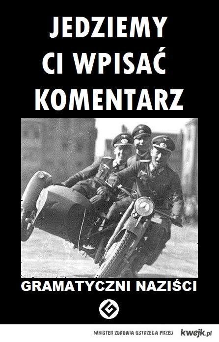 gramamr nazi