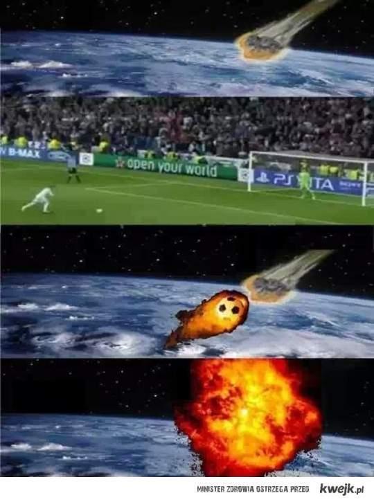 Ramos ocalił ziemię