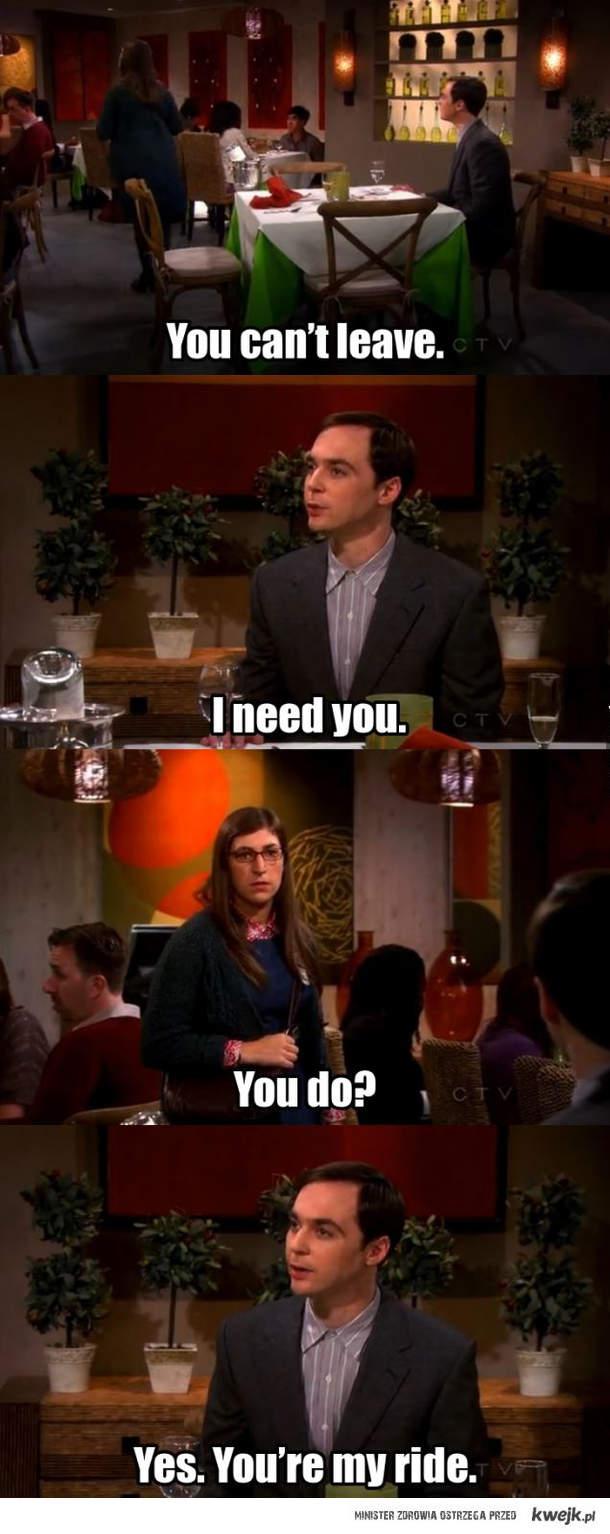Sheldon w formie