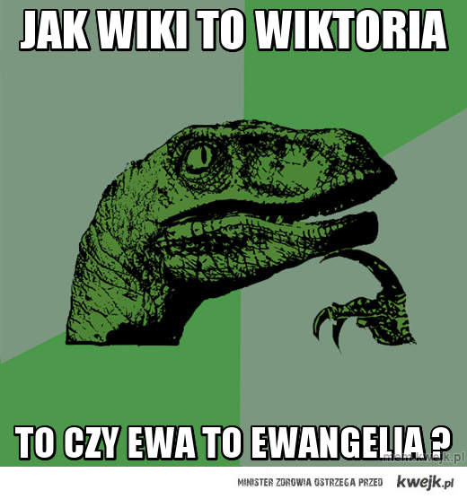 Jak wiki to wiktoria