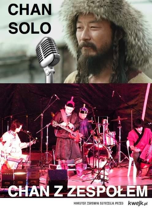 Chan Solo