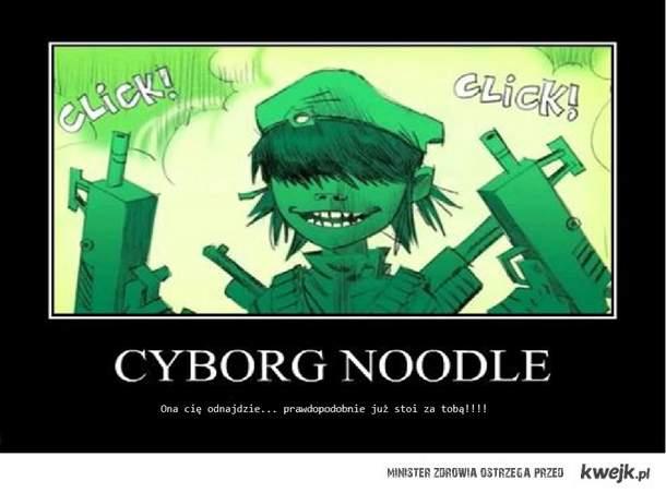 Cyborg Noodle
