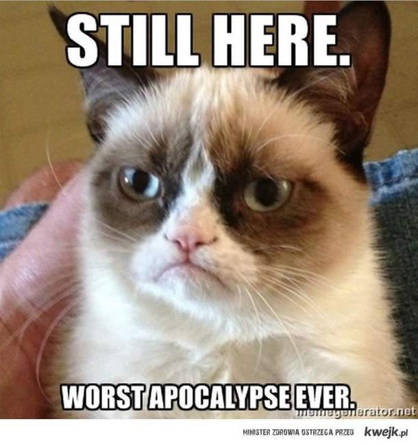 Najgorsza apokalipsa