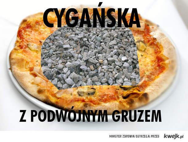 Pizza cygańska