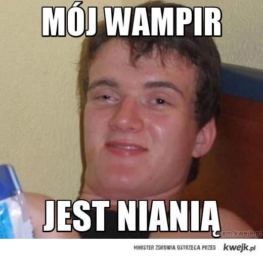 Mój wampir