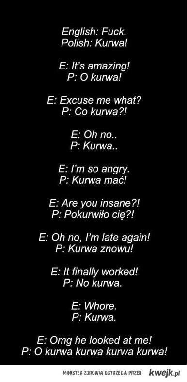 reakcja Polaków