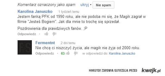 Magik się sprzedał :d