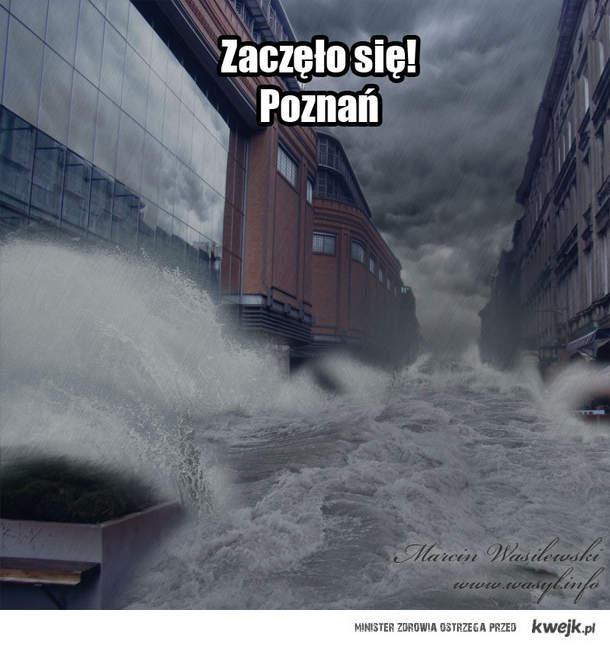 Zaczęło się! Poznań