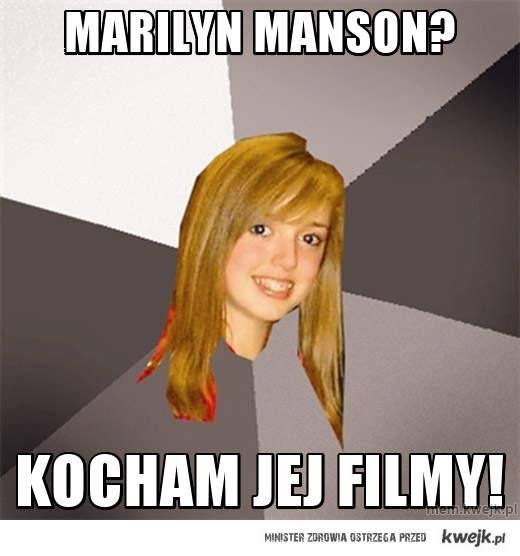 Marilyn Manson?